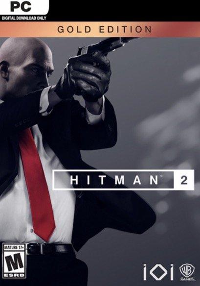 Hitman 2 Gold Edition Steam Key (PC) für 7,89€ (statt 9€)