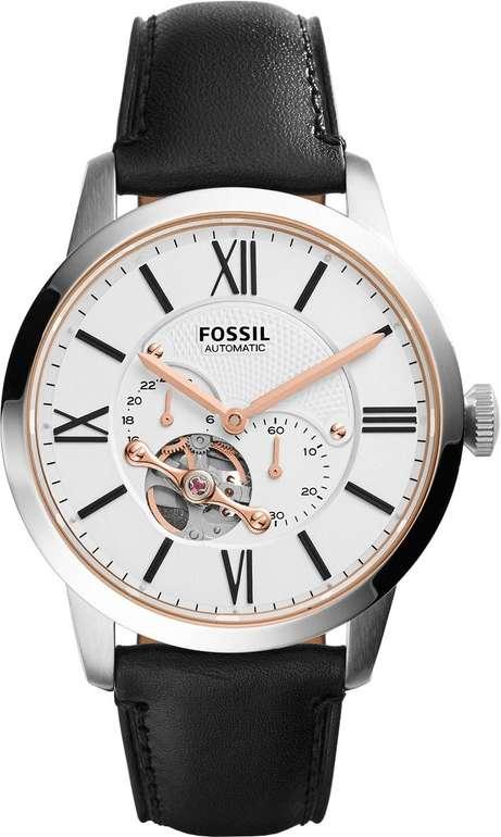 Fossil: bis zu 50% Rabatt auf ausgewählte Styles, z.B. Townsman (ME3104) Automatikuhr für 153€ (statt 165€)