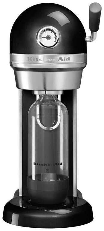 KitchenAid Artisan KSS1121 Sodastream in Onyx Schwarz für 213,85€ inkl. VSK