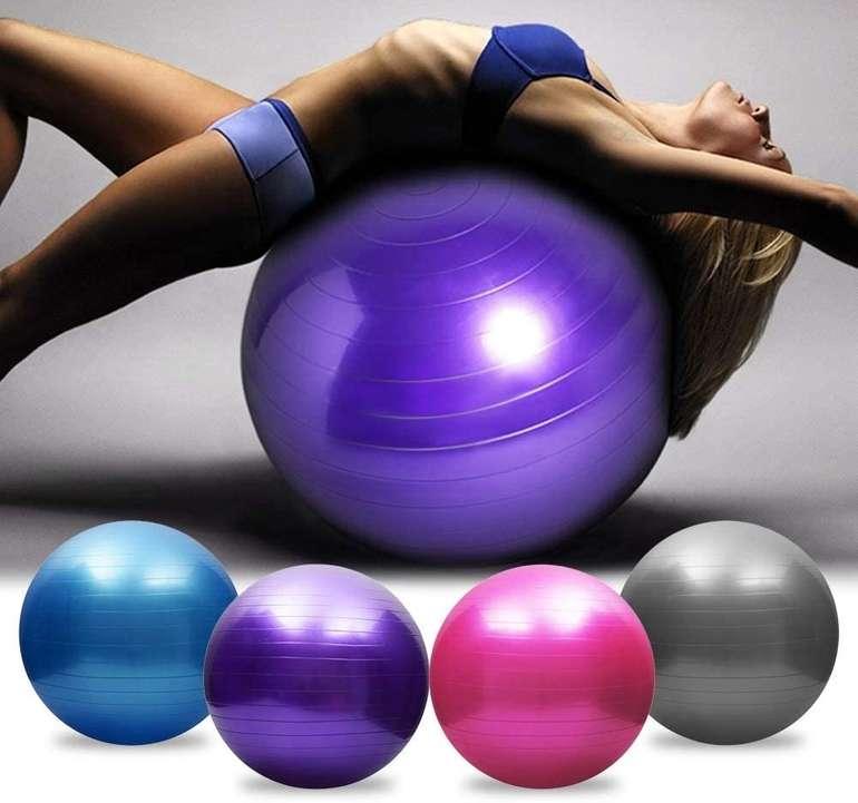 Tomshoo Gymnastikball in verschiedenen Größen und Farben ab 8,24€ inkl. Prime Versand (statt 15€)