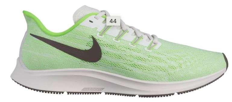 Nike Performance Air Zoom Pegasus 36 Herren Laufschuhe für 69,99€ inkl. Versand (statt 85€)