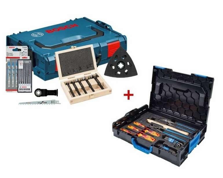 Bosch Schreiner-Box + Gedore-Box 06159975M9 58 tlg. für 139,99€ inkl. Versand (statt 268,20€)