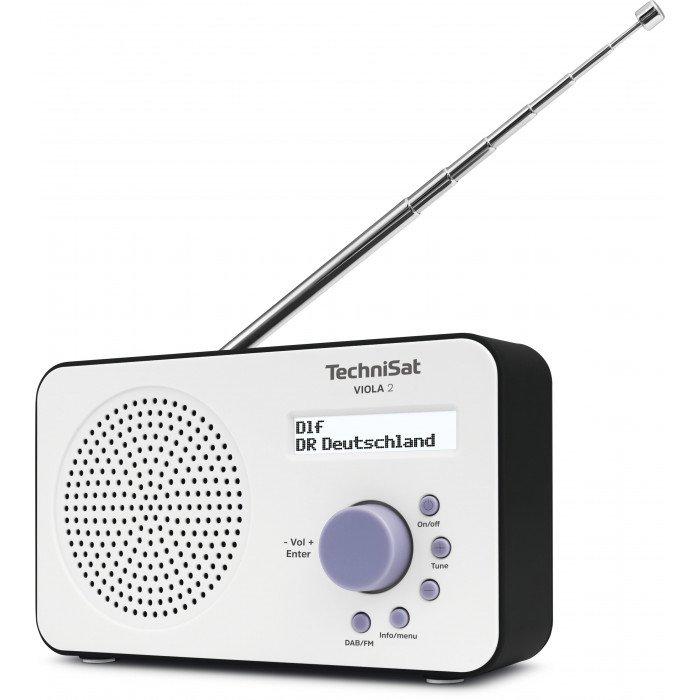 TechniSat VIOLA 2 DAB+ Digitalradio für 23,94€ inkl. VSK (statt 30€)