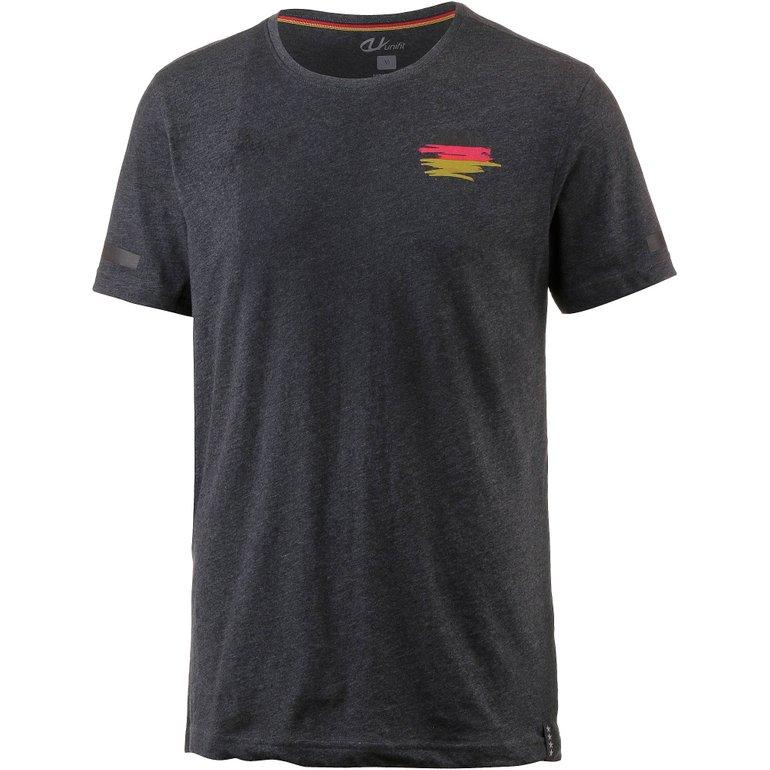 Unifit Deutschland 2018 T-Shirt (Herren) für 7,16€ inkl. Versand (statt 12€)