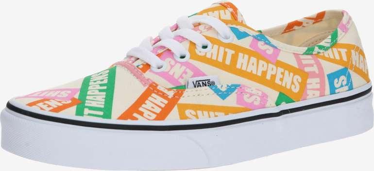 Vans Damen Sneaker 'Authentic' in mischfarben für 38,19€ inkl. Versand (statt 46€)