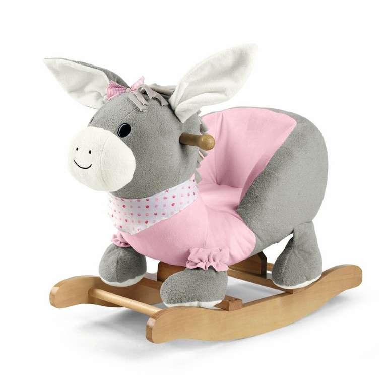 babymarkt Sale bis -70% + 10% Extra - z.B. Sterntaler Schaukeltier Emmi Girl für 58,49€ (statt 93€)