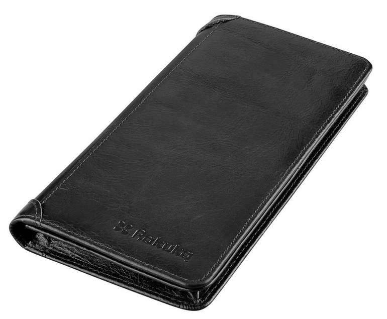 Rakuka Lederbrieftasche Bifold-Design für Herren für 8,99€ inkl. Versand (Prime)