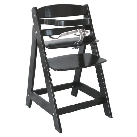 Roba Treppenhochstuhl Sit Up III in schwarz für 40€ inkl. VSK