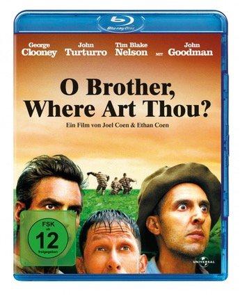 O Brother, Where Art thou? Blu-ray für 4,76€ inkl. Prime Versand (statt 10€)