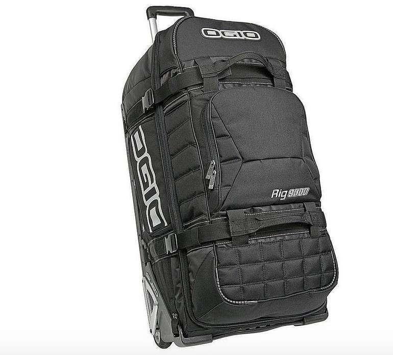 Preisfehler? Ogio Rig 9800 Wheeled Bag Golfreisetasche für 46,80€ inkl. Versand (statt 238€)