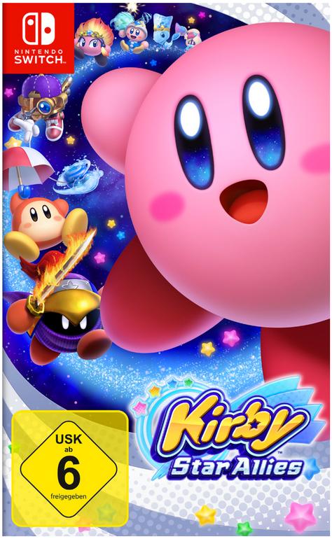 Kirby Star Allies (Nintendo Switch) für 33€ inkl. Versand (statt 45€)