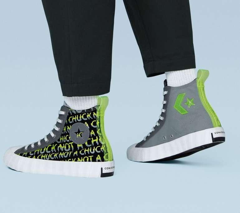 Converse Hi-Vis UNT1TL3D High Top Schuh für 50,99€ (statt 60€)