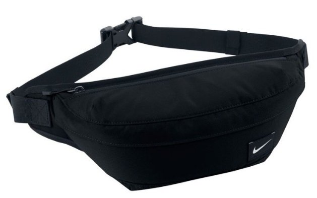 Nike Hood Waistpack Gürteltasche Schwarz F067 für 13,97€ (statt 22€)