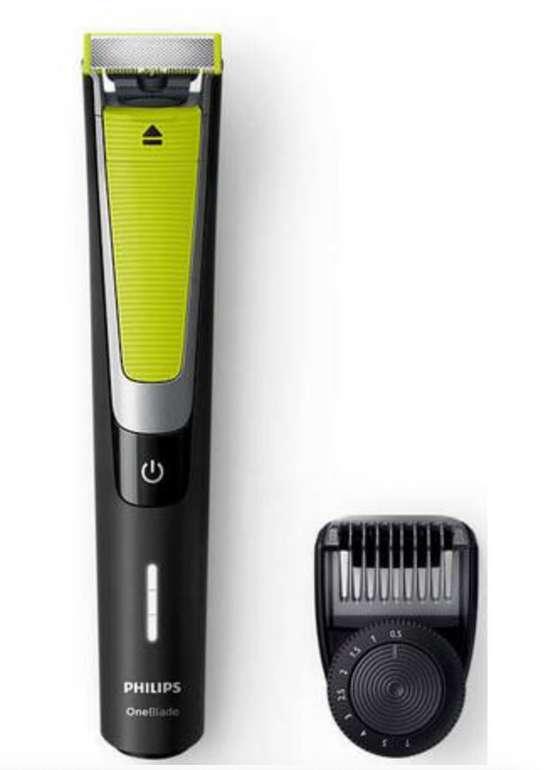 Philips OneBlade Pro Rasierer QP6505/21 für 38,45€ inkl. Versand (statt 53€)