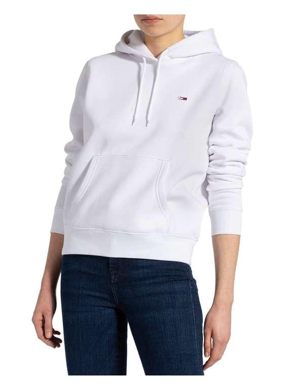 Tommy Hilfiger Organic Cotton Regular Fit Damen Hoody für 39,99€ inkl. Versand (statt 61€)