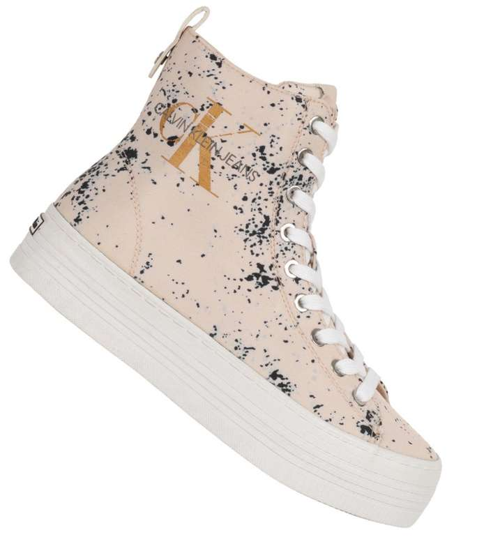 Calvin Klein Jeans Zazah Damen Plateau Sneaker für je nur 41,94€ inkl. Versand (statt 70€)