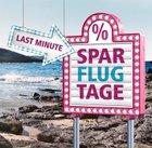 Eurowings Lastminute Sale: Viele Flüge an sonnige Ziele ab 24,99€ buchen