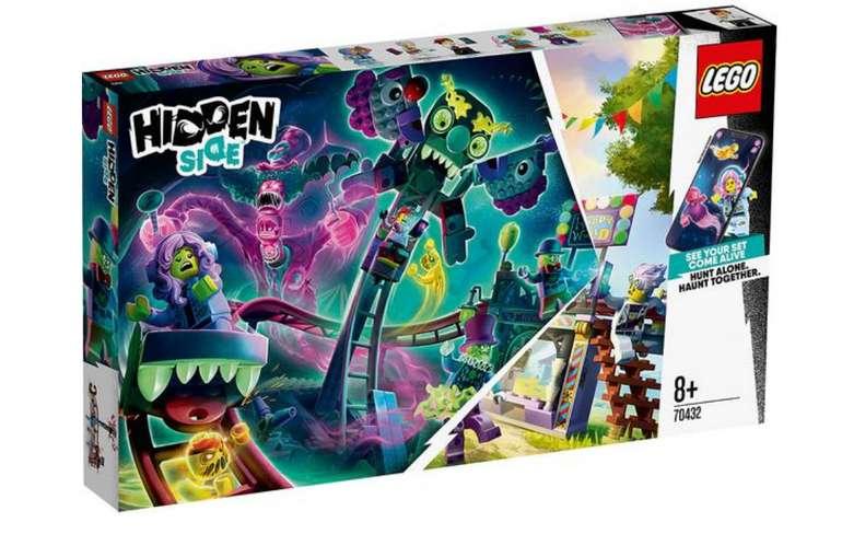 Lego Hidden Side (70432) Geister-Jahrmarkt für 24,99€(statt 40€) - Thalia Filialabholung