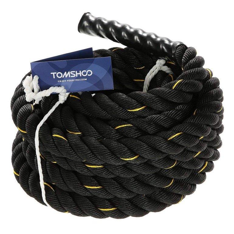 Tomshoo Schwung-/Springseile mit 10m bis 15m Länge ab 32,99€ inkl. Versand