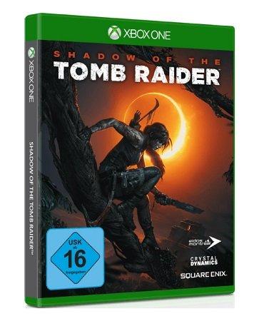 Shadow of The Tomb Raider für Xbox One nur 18€ (statt 29,99€)