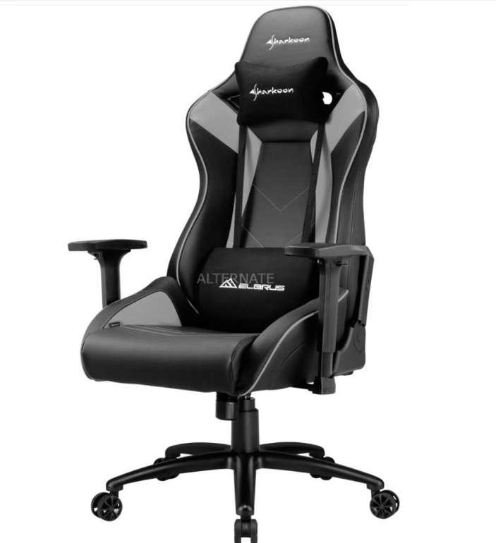 Sharkoon Elbrus 3 Gaming-Stuhl für 233€ inkl. Versand (statt 283€)