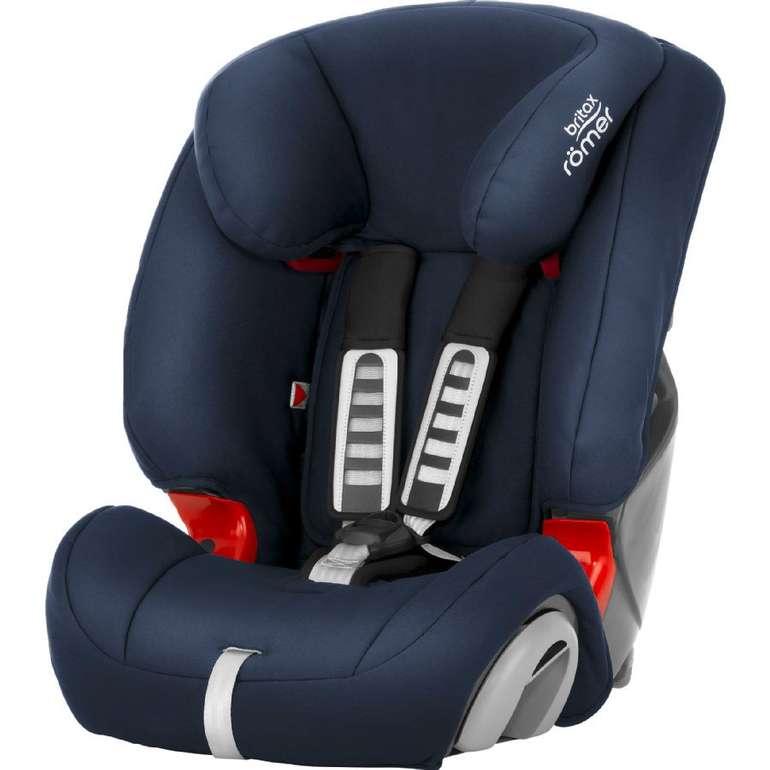 Britax Römer Kindersitz Evolva 123 in Moonlight Blue für 103,95€ inkl. Versand (statt 121€)