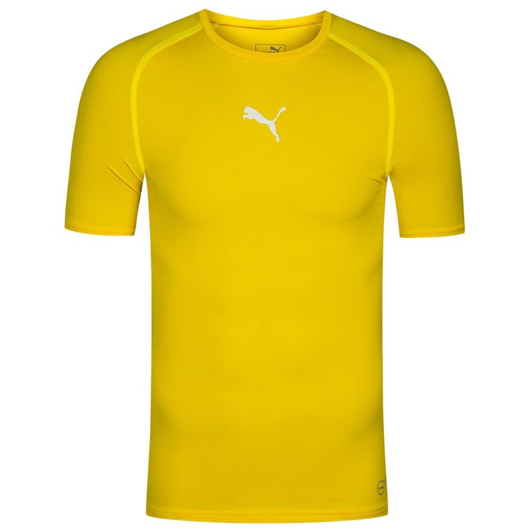 Puma TB Herren Kompressions-Funktionsshirt (4 Farben) für je 9,50€ inkl. Versand