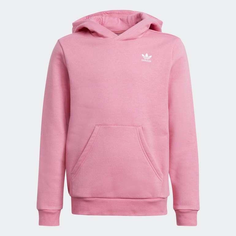 Adidas Originals Adicolor Hoodie (ältere Kinder) in drei Farben für 26,60€ inkl. Versand (statt 38€)