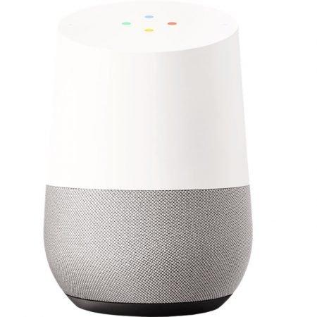 Google Home - Smart-Lautsprecher in Schiefer für 74,99€ inkl. Versand