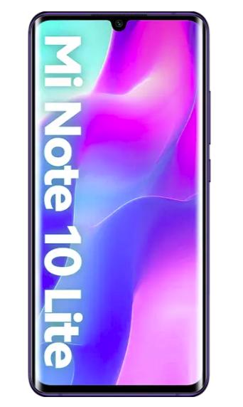 """Xiaomi Mi Note 10 lite - 6,57"""" Smartphone mit 128GB Speicher und 6GB RAM für 239€ (statt 323€)"""