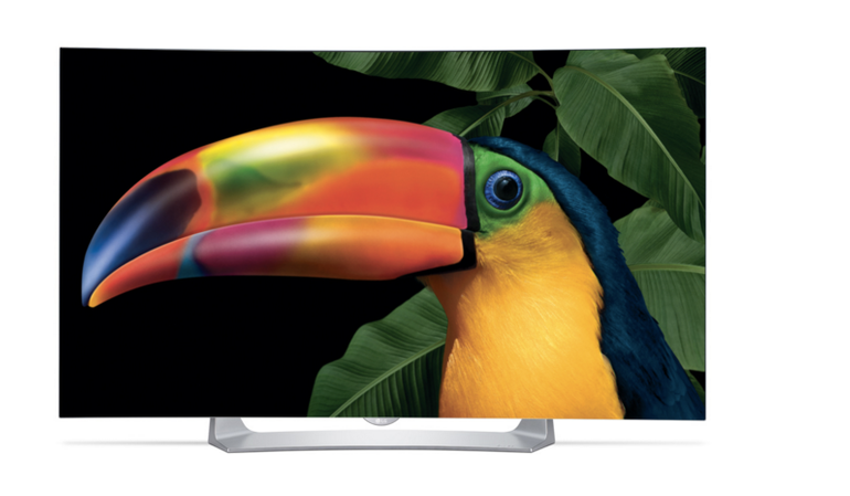 LG 55EG9109- 55 Zoll 3D Curved OLED Smart TV für 977€ inkl. Versand