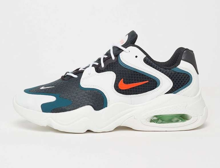 Nike Air Max 2X Herren Sneaker für 52,99€ inkl. Versand (statt 80€)