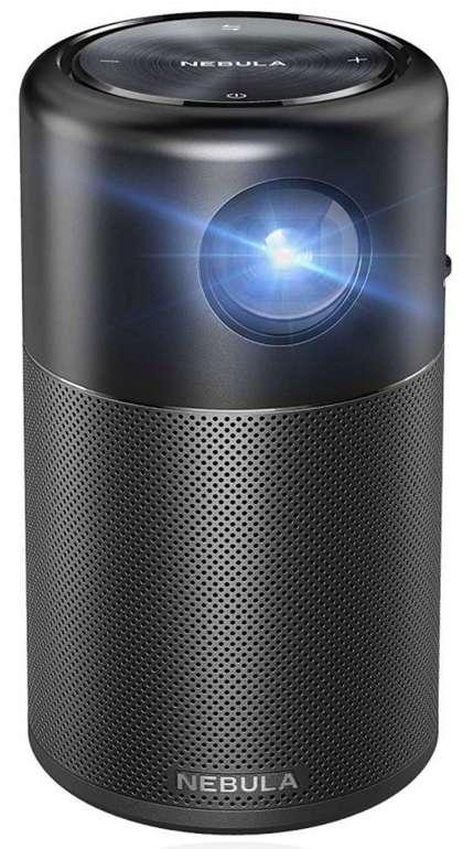 Anker Projektor Nebula Capsule Pro (854 x 480) für 309,32€ inkl. Versand