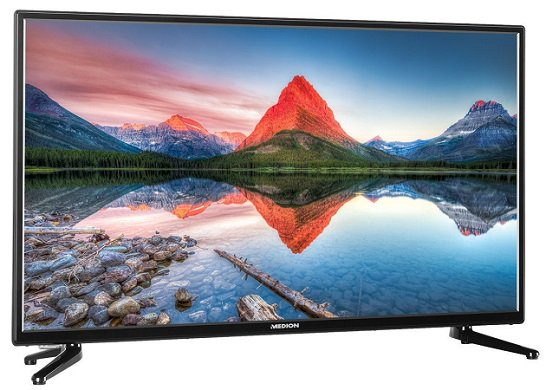 Medion LIFE P16108 - 40 Zoll Full HD TV mit Triple Tuner für 149,95€ (statt 175€)