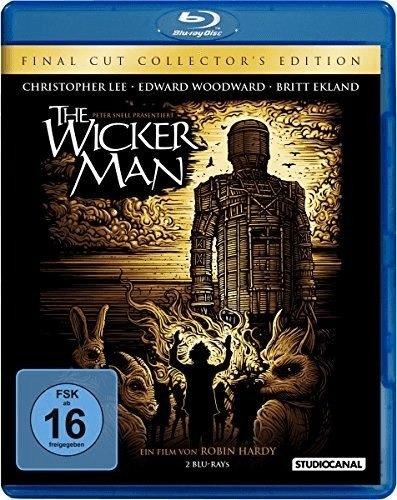 The Wicker Man (Blu-ray) für 6,33€ inkl. Prime Versand (statt 17€)