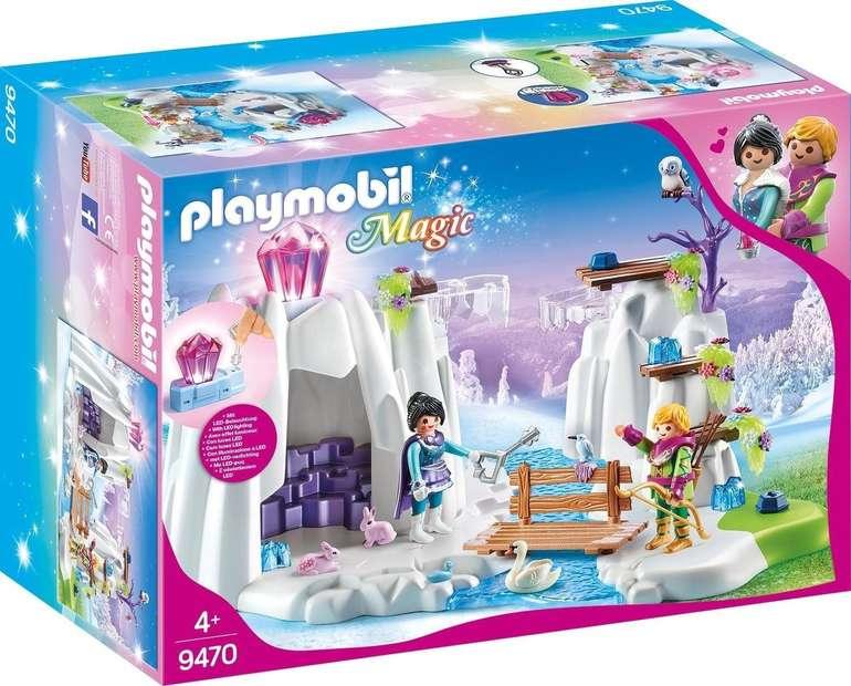 Playmobil Magic - Suche nach dem Liebeskristall (9470) für 24,98€ inkl. Versand (statt 29€)