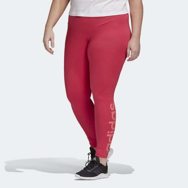 Adidas Essentials Damen Tight (große Größen) für 16,66€ (statt 25€) - Creators Club