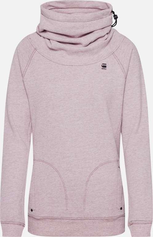 G-Star RAW Sweatshirt 'Bofort' (lila) für 29,97€ inkl. Versand (statt 68€)