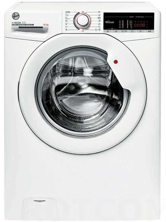Hoover H3WS 4105TE/1-S Frontlader Waschmaschine H-WASH300 für 299,90€inkl. Versand (statt 330€)