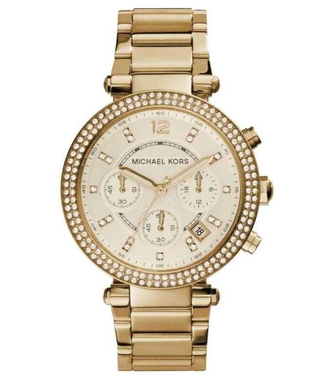 Michael Kors Parker Chronograph Damenuhr (MK5354) für 89,90€ inkl. Versand (statt 118€)