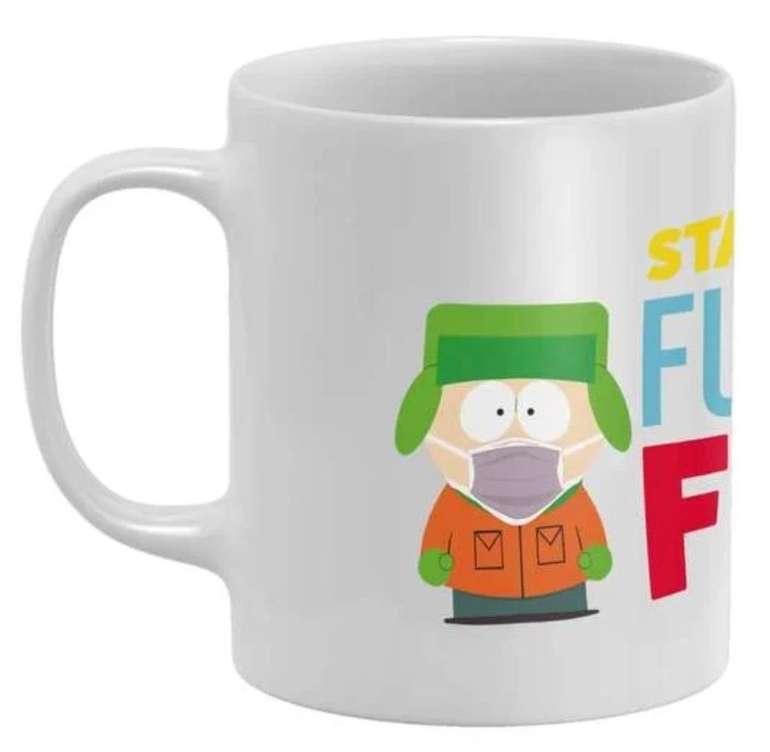 Zavvi: 2 Merch Tassen (Rick and Morty, Sonic, Harry Potter oder South Park) für 10,99€ inkl. Versand (statt 22€)
