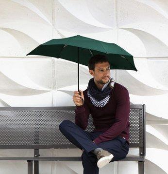 senz° Sturm-Regenschirme (versch. Farben) für je 30,90€ inkl. Versand