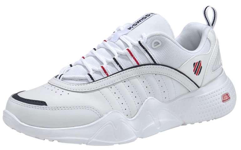 K-Swiss Sneaker 'CR-Castle' in weiß, Gr. 38,5-41 für 38,94€ (statt 66€)