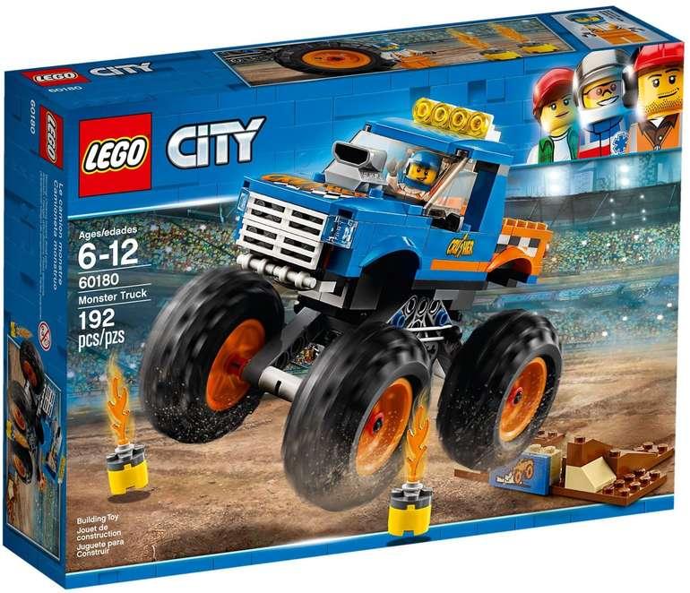 LEGO 60180 City - Monster Truck für 12,71€ (statt 20€)
