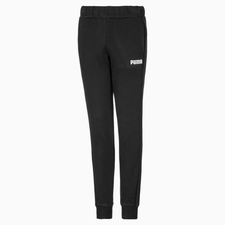 Puma Essentials Mädchen Fleece Sweatpants mit Bündchen für 13,96€ inkl. Versand (statt 18€)