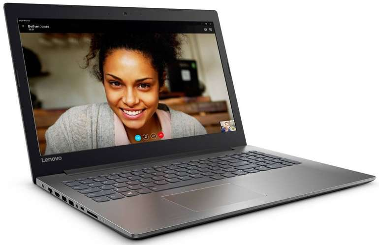 "Lenovo 320-15IAP - 15,6"" Notebook (FHD, 4GB Ram, 128GB SSD, Win10) für 219€"