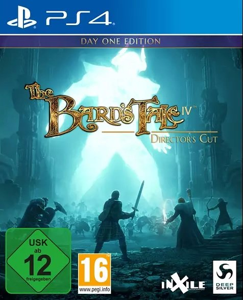 The Bard's Tale IV: Director's Cut Day One Edition (PS4) für 7,98€ inkl. Versand (statt 11€)