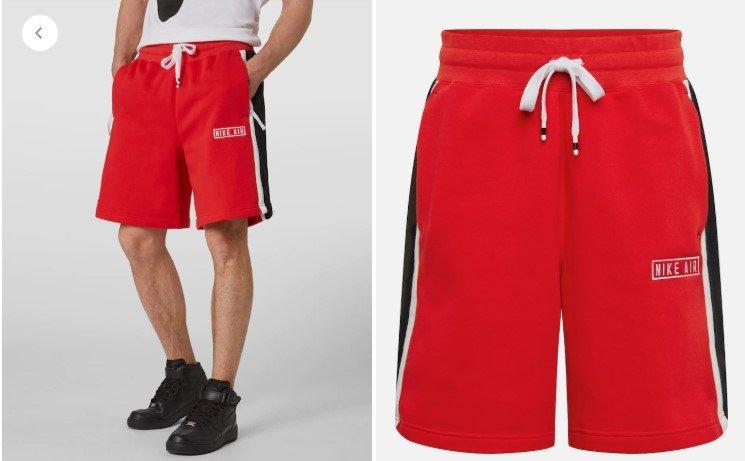 Banner Nike Shorts
