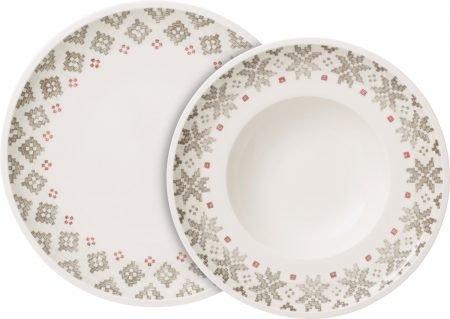 Villeroy & Boch Sale mit bis -66% Rabatt z.B. Dinner-Set für 69,99€