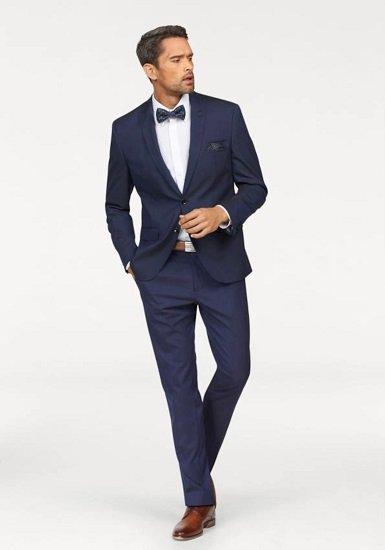 Bruno Banani - 4-teiliger Anzug für 139,99€ inkl. Versand (statt 170€)